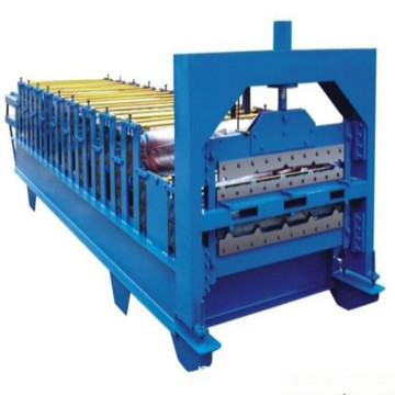 Galvanied Roofing Sheet Roll Forming Machine